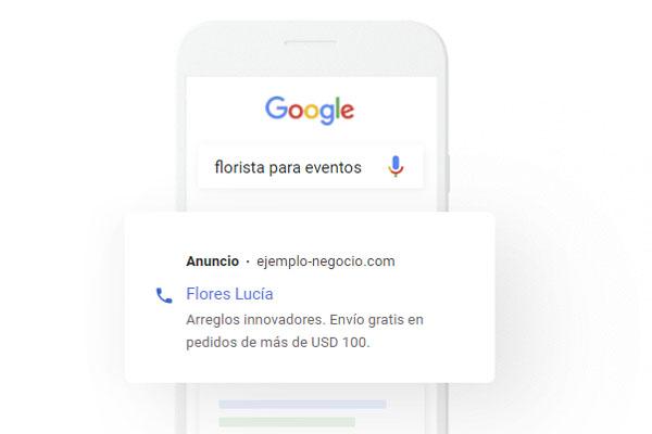 Publicidad en Google Argentina