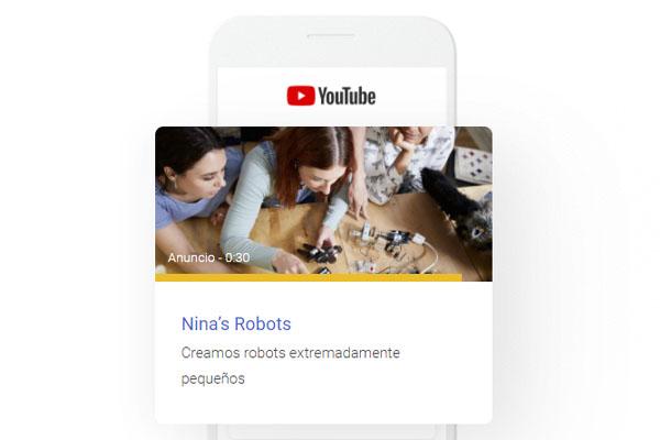 Publicidad en YouTube Argentina
